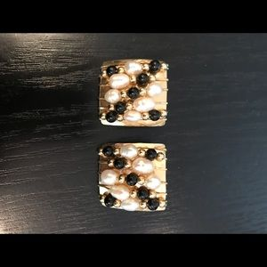 Artist made earrings